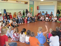 Foto: Schulversammlung