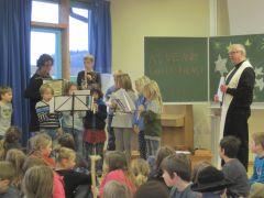 Foto: Adventsgottesdienst