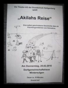 Abb. Akilahs Reise